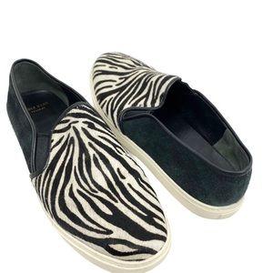 Cole Haan Grand OS Calf Hair Suede Zebra Sneaker